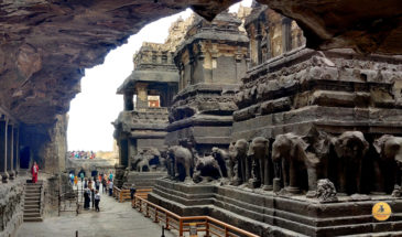 Ellora Caves Guided Day Tour With Other Attractions