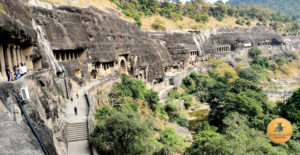 Guided Tour to Ajanta Caves with TravelGreed